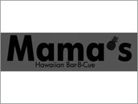 Mama's Hawaiian Bar-B-Cue Gives Back - Logo